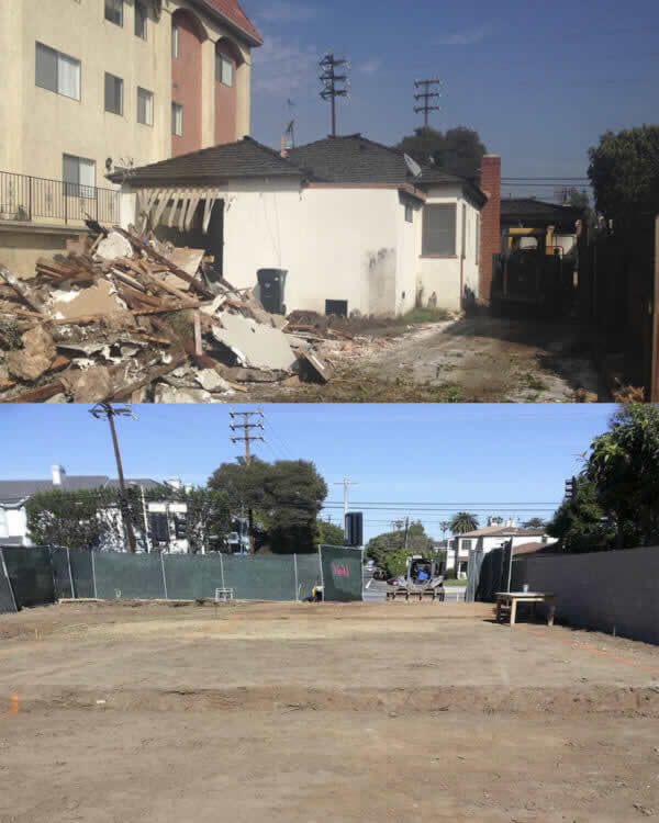 Demolition Centinela